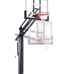 In-ground Adjustable Height Basketball Systems